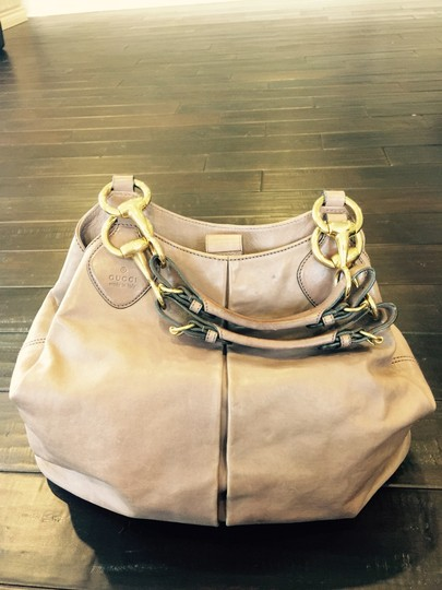 Gucci Tote in Dark Beige Image 9