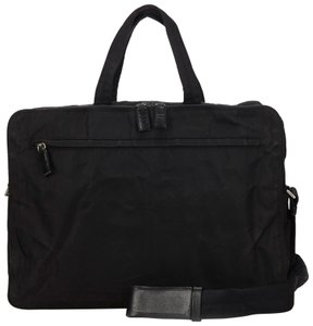 Prada 8aprbc002 Black Messenger Bag