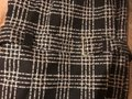 Marc by Marc Jacobs Rare Black and White Plaid Logo Belted & Collar Short Casual Dress Size 2 (XS) Marc by Marc Jacobs Rare Black and White Plaid Logo Belted & Collar Short Casual Dress Size 2 (XS) Image 5