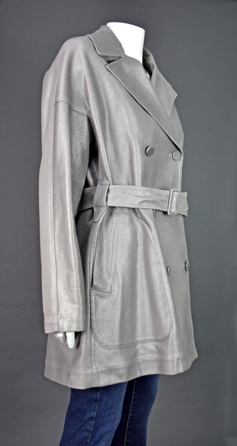 ALAA Trench Coat