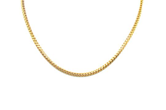 Other 18K solid Franco Chain Image 1