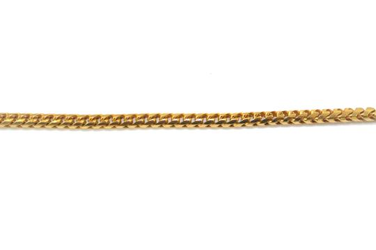Other 18K solid Franco Chain Image 2
