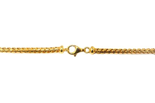 Other 18K solid Franco Chain Image 3