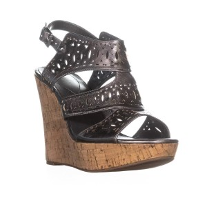 Guess Silver Wedges