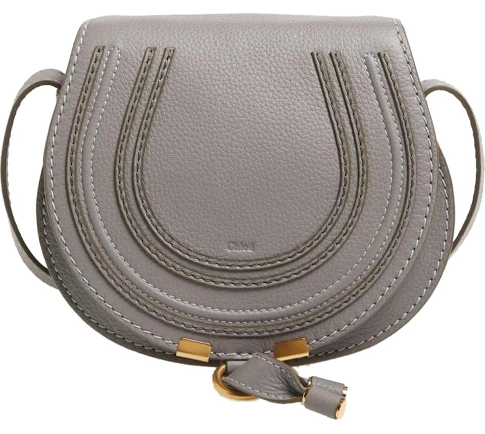 By l Campbell M Chloé Matthew Cross Cashmere c Gray Body Leather Laurenza Bag qt6XEtw