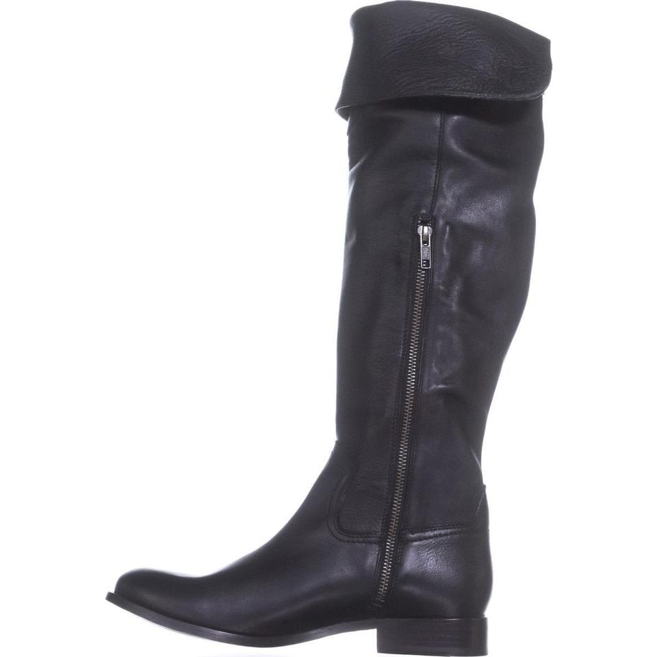 Booties Western Knee The Frye Black Boots Melissa Over xw6XXEzR0q