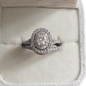 Kay Jewelers Neil Lane Engagement ring and band