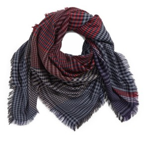 Leith / Nordstrom Houndstooth Scarf