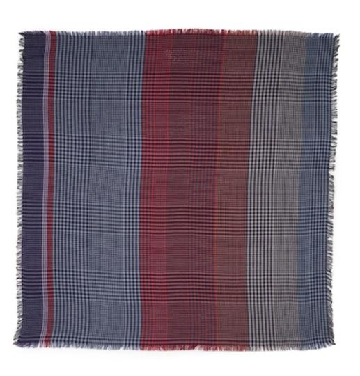 Leith / Nordstrom Houndstooth Scarf Image 2