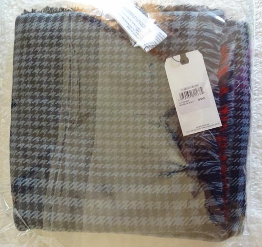 Leith / Nordstrom Houndstooth Scarf Image 6