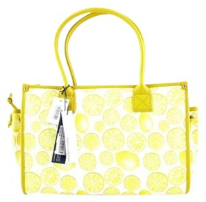Dooney & Bourke Limited Ed Tote in * Limone