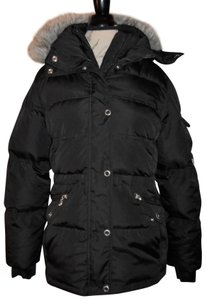 Free Country Puffer Down-filled Feathers Coat