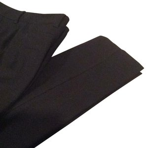 Dolce&Gabbana Black Wool Trousers