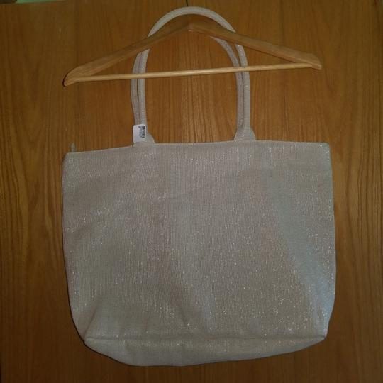Bath and Body Works Tote in Beige Image 1