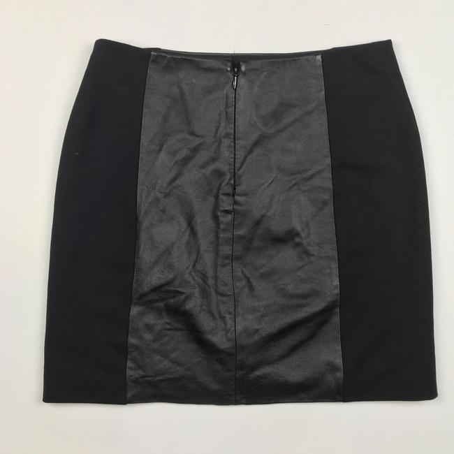 Madewell Mini Skirt Black Image 1