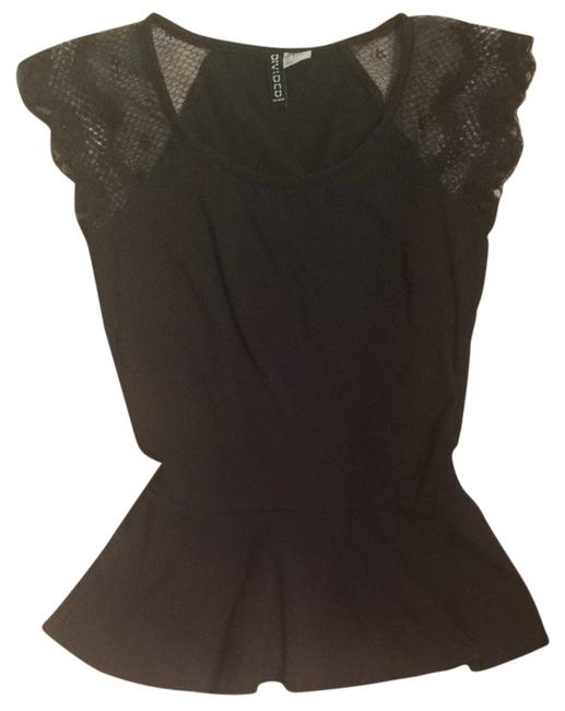 Preload https://item2.tradesy.com/images/h-and-m-black-night-out-top-size-2-xs-2381701-0-0.jpg?width=400&height=650