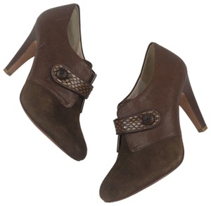 Tracy Reese Brown Boots