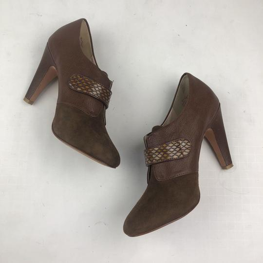 Tracy Reese Brown Boots Image 1