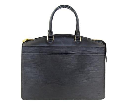 Preload https://img-static.tradesy.com/item/23817143/louis-vuitton-riviera-black-leather-satchel-0-1-540-540.jpg