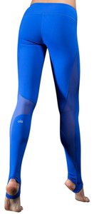 Alo Alo Yoga Coast Mesh Legging in Surf Blue