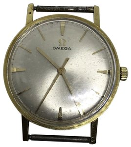 Omega BEAUTIFUL-VINTAGE-OMEGA-18K-SOLID-GOLD-MANUAL-WIND-AUTHENTIC-GENTS-WA