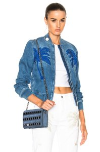 Stella McCartney Bomber Jean Womens Jean Jacket
