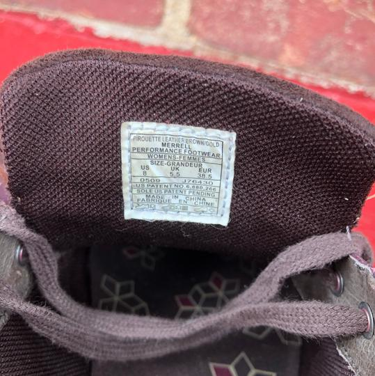Merrell Brown Athletic Image 10