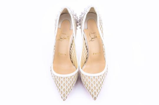 Christian Louboutin Beige Pumps Image 2