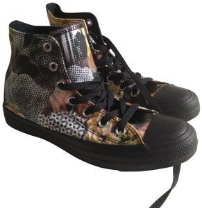 Converse Sale New With Tags Black Multi Athletic