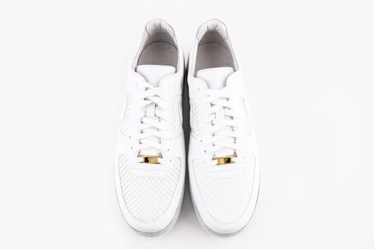 Nike White Air Force Af-1 '82 25th Anniversary Shoes Image 2