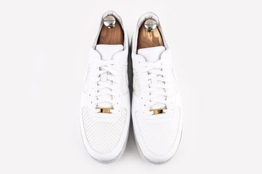 Nike White Air Force Af-1 '82 25th Anniversary Shoes Image 3