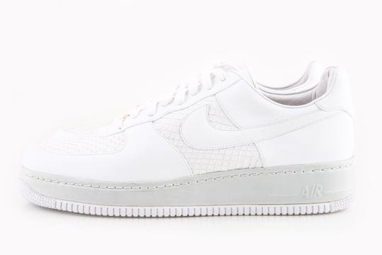 Nike White Air Force Af-1 '82 25th Anniversary Shoes Image 4