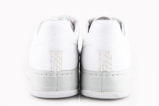 Nike White Air Force Af-1 '82 25th Anniversary Shoes Image 5