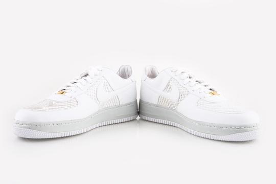 Nike White Air Force Af-1 '82 25th Anniversary Shoes Image 9