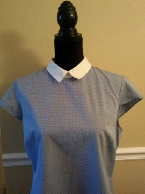 Brooks Brothers Polka Dot Tunic Image 1