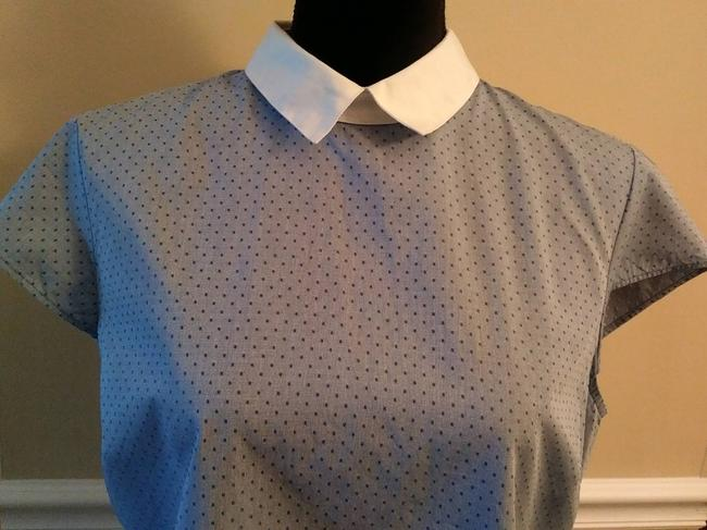 Brooks Brothers Polka Dot Tunic Image 3