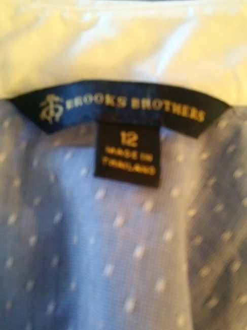 Brooks Brothers Polka Dot Tunic Image 8