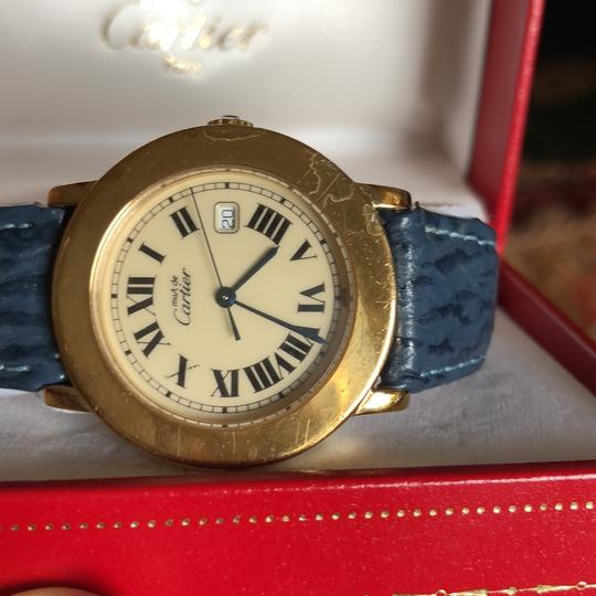 Cartier Cartier Ronde 33mm watch with a date Image 1