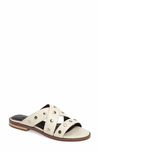 Rebecca Minkoff Ivory Leather Sandals Image 1