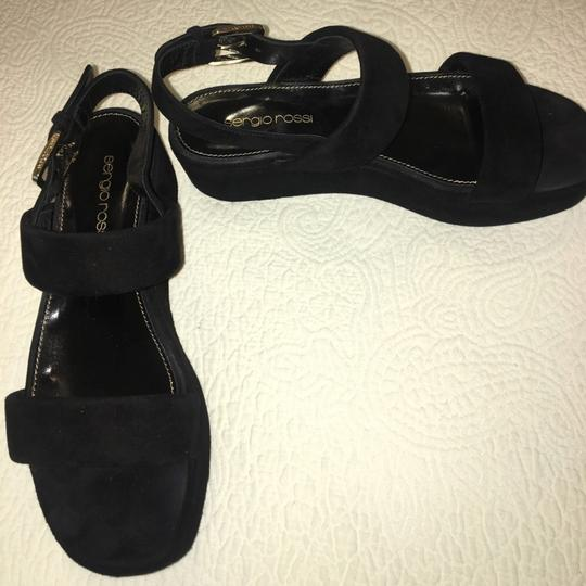 Sergio Rossi black Sandals Image 2