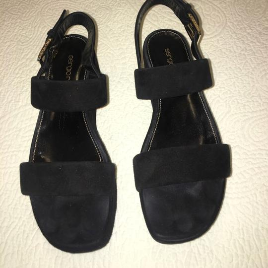 Sergio Rossi black Sandals Image 3