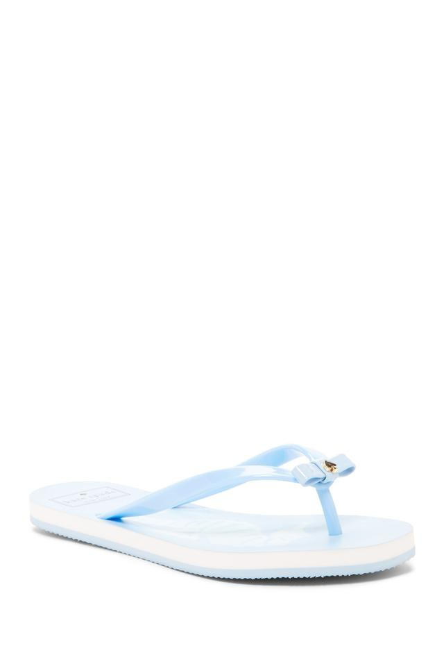 fa1d30068bb7 Kate Spade Ocean Blue New York Nimi Flip Flops Sandals Size US 9 ...
