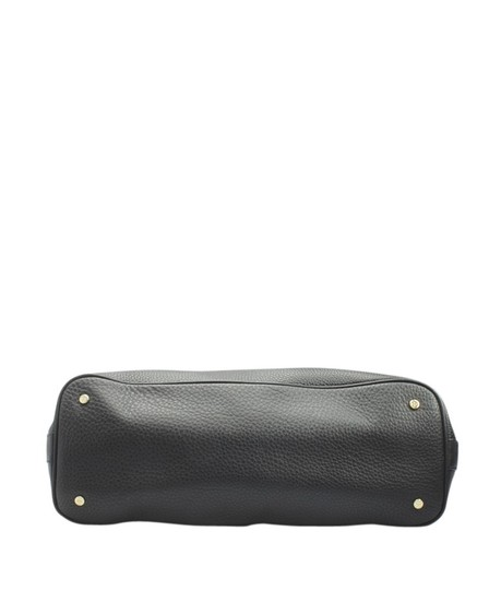 Tory Burch Leather Tote in Black Image 5