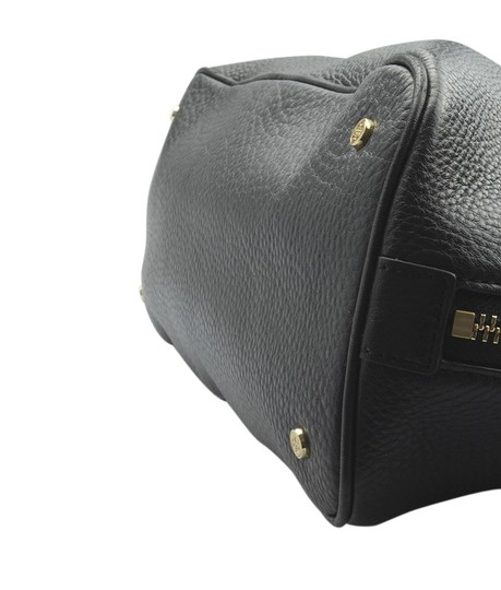 Tory Burch Leather Tote in Black Image 7