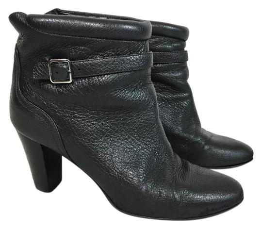 Preload https://item5.tradesy.com/images/bally-toriko-black-leather-ankle-buckle-slip-on-bootsbooties-size-us-7-regular-m-b-23818259-0-1.jpg?width=440&height=440