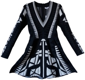 Parker Longsleeve Tribal Dress