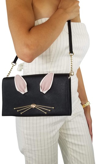 Preload https://item5.tradesy.com/images/kate-spade-new-york-rabbit-cali-hop-to-it-black-cross-body-bag-23818344-0-1.jpg?width=440&height=440