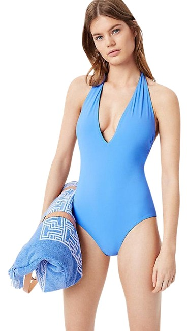 Preload https://img-static.tradesy.com/item/23818361/tory-burch-blueblack-biarritz-reversible-swimsuit-one-piece-bathing-suit-size-4-s-0-1-650-650.jpg