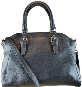 Michael Kors Satchel in black New with tags