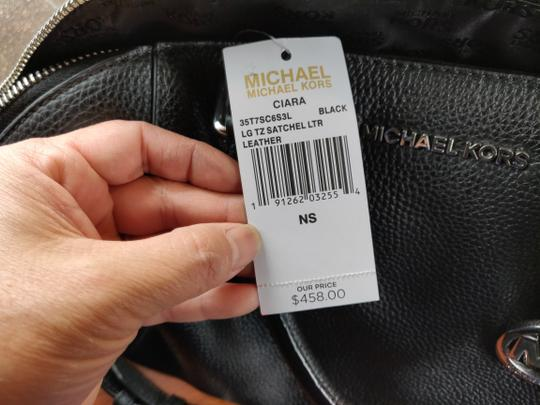 Michael Kors Satchel in black New with tags Image 9